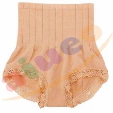 Munafie Slim Pant Celana Korset Grade A (All Size ) - Coklat