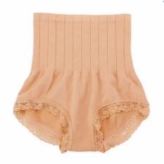 Munafie Slim Pant Celana Korset (All Size ) - Coklat