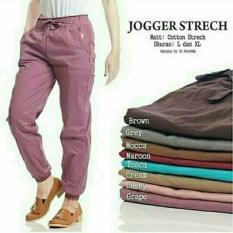 Murah . Celana Katun Import Quality Modis #warna sesuai photo, ready stok, Uk. Standard, XL, XXL.
