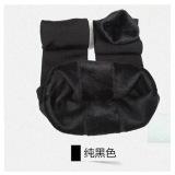 Beli Musim Gugur Dan Musim Dingin 200G Tambah Beludru Terlihat Langsing Injak Kaki Long Johns Legging Hitam Murah Tiongkok