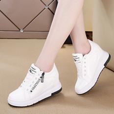 Ulasan Musim Gugur Sepatu Golden Goose Sepatu Wanita Sepatu Kets Putih 8003 Putih