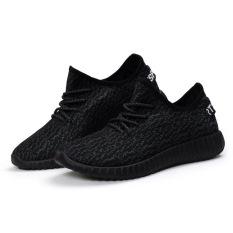 Musim Gugur Sepatu Kasual Baru Sepatu Pria (Perempuan Hitam Polos) Sepatu  wanita Sepatu sport sepatu sneakers wanita 6d2f5c0114