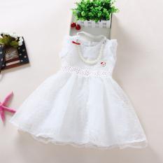 Jual Musim Panas Anak Anak Kasa Rok Gaun Putih Other Di Tiongkok