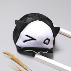 Musim panas anak laki-laki bisbol topi jala Baobao topi (Referensi usia 1-