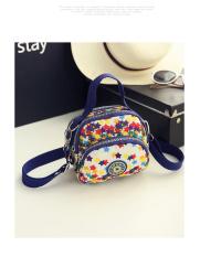 Toko Musim Panas Baru Mini Tas Kecil Handphone Tas Bintang Putih Tiongkok