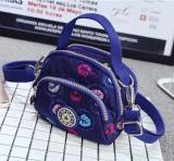 Spesifikasi Musim Panas Baru Mini Tas Kecil Handphone Tas Biru Jamur Oem