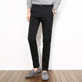 Harga Musim Semi Dan Musim Gugur Ledakan Model Pria Bisnis Celana Panjang Hitam Other Ori