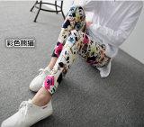 Tuan Cool Multi Color Female Outerwear Ankle Length Pants Spring Leggings Warna Panda Baju Wanita Celana Wanita Di Tiongkok