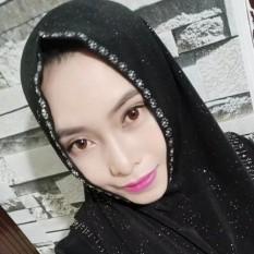 Muslem Serban Maroko Membakar untuk Bor untuk Menyebarkan Emas Set Kepala Gaya Modis Jilbab-Internasional