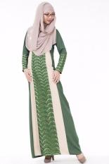 Muslim Abaya Dress for Women Islamic Clothing Muslim Women Malaysia Hijab Abaya Dubai Indonesia Hjjiab Muslim Abaya - intl
