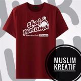 Muslim Kreatif Unlimited Sabar Kaos Edukasi Diskon 30