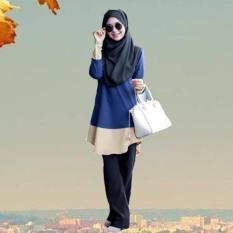 Muslim Wanita Pakaian Max Ukuran Islam Kostum Kostum Arab Melayu Kaos-International
