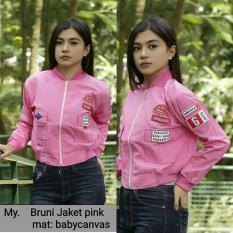 My Jaket Bruni Jaket Pink