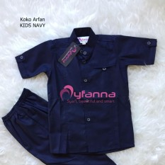 Myfanna Koko Arfan Setelan Baju Muslim
