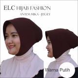 Miliki Segera Mysha Hijab Elc Hijab Antem Mika Putih