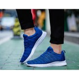 Jual N17 Pecinta S Breathable Mesh Sepatu Lari Pria Wanita Ukuran 34 48 Blue Intl Murah