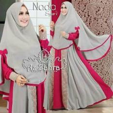 Jual Nada Syar I Set Abu Jersey Multi Branded