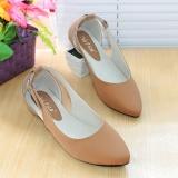 Harga Nafiza Flatshoes Flat Shoes Pdh06 Tan Nafiza Baru