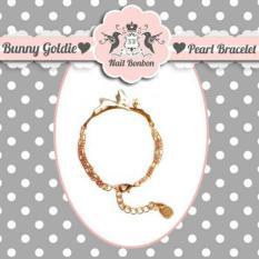 Nail Bonbon Bunny Goldie Bracelet / Gelang - 9B5E6D