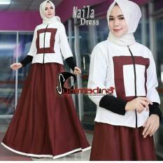 Diskon Naila Dress Dress Jaket Indonesia