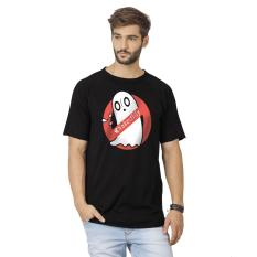 Nakedlily T-Shirt No Ghost - Black