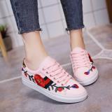 Nana Blanche Belinda Sepatu Sneakers Wanita 918 Pink Asli