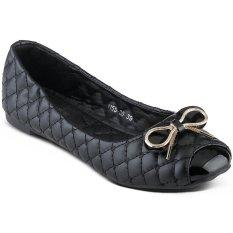 Diskon Nana Blanche Sabina Sepatu Flat Premium Sepatu Kerja Wanita 1155 80 Hitam Nana Blanche Di Jawa Barat