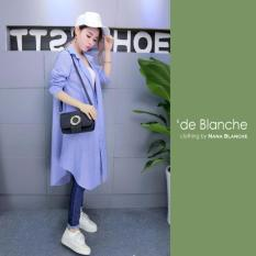 Review Nana Blanche Vida Dress 908 2 Soft Blue Di Jawa Barat