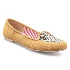 Beli Nana Loves Shoes Kamia Turmeric Sepatu Loafer Kuning Di Indonesia