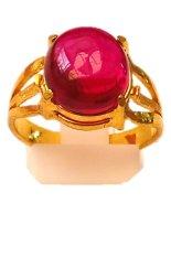 Beli Naroosouve Cincin Wanita Batu Merah Siam Batu Proses