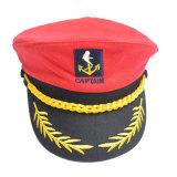 Toko Angkatan Laut Kapten Rumania Pertunjukan Cap Gaya Pelaut Merah Terlengkap