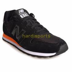 Beli Nb 373 Classic Sneaker Ml373Mb Black Kredit Indonesia