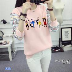 Toko Ncr Baju Atasan Wanita Sw G*rl Pink Online