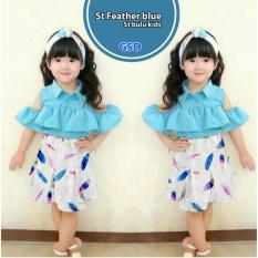 Spesifikasi Ncr Baju Setelan Anak Perempuan St Bulu Yang Bagus Dan Murah