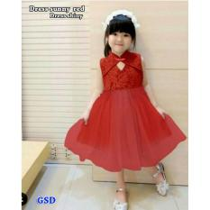 Jual Ncr Baju Terusan Anak Dress Shiny Ncr