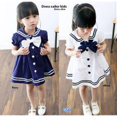 NCR-Dress Anak Dress Olive