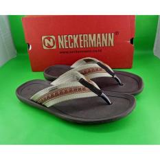 Neckerman sandal casual pria lv 9351 ivory(cream) 38-43