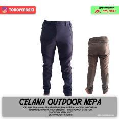 Nepa Celana Panjang Outdoor Sport Taktikal Lapangan Bahan Quick Dry Stretch Original