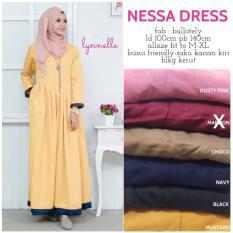 Baju Atasan Wanita Muslim Panjang Pakaian Kerja Santai Casual Simple.  Source · 407b5a6473