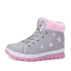 Baru Dan Fashion Sepatu Musim Bulu Hangat Wanita Sepatu Sneakers Fashion Sepatu Salju Sepatu Musim Dingin Tertinggi Sepatu Kasual Cotton Wanita Hangat Bulu Musim Dingin Sepatu Fashion Sneakers Salju Boots Intl Oem Diskon 50