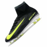 Penawaran Istimewa New Arrival Mercurial Superfly V Cr7 Fg Men S Football Soccer Shoessneakers High Help Black And Green Intl Terbaru