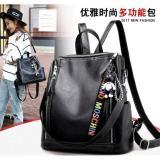 Beli Barang New Arrival Best Seller Bf610328 Bag Black Ransel Jinjing Tas Import Wanita Murah Korea Style Online