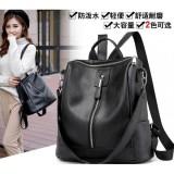 Harga New Arrival Best Seller Qq810308 Bag Black Ransel Jinjing Tas Import Wanita Murah Meriah Multi Baru