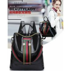 Harga New Arrival Best Seller Qq810331 Bag Ransel Tas Import Wanita Murah Korea Style 1Kg Muat 2Tas Terbaru