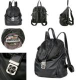 Promo Toko New Arrival Best Seller Qt1409 Black Tas Import Wanita Murah Korea Style