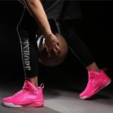 Ulasan Lengkap Pendatang Baru Sepatu Basket Pria Curry V2 Sepatu Bola Basket Kualitas Tinggi Sepatu Basket Pria Sneakers Pink Intl