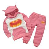 Toko Baru Musim Gugur Musim Dingin Boys Girls Thermal Batman Sesuai Dengan Anak Hoode Tracksuit Coat Celana Anak Anak Pakaian Gi2020 Terlengkap