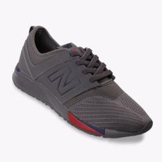 New Balance 247 Boy's Sneakers Shoes - Abu-abu