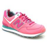 Beli New Balance Classic Wl574Igp B Low Cut Sneakers Wanita Pink New Balance Online