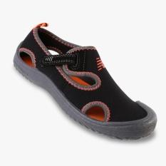 New Balance Cruiser Boy's Sandals - Hitam